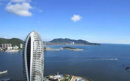 【案例赏析】三亚市凤凰岛国际养生度假中心