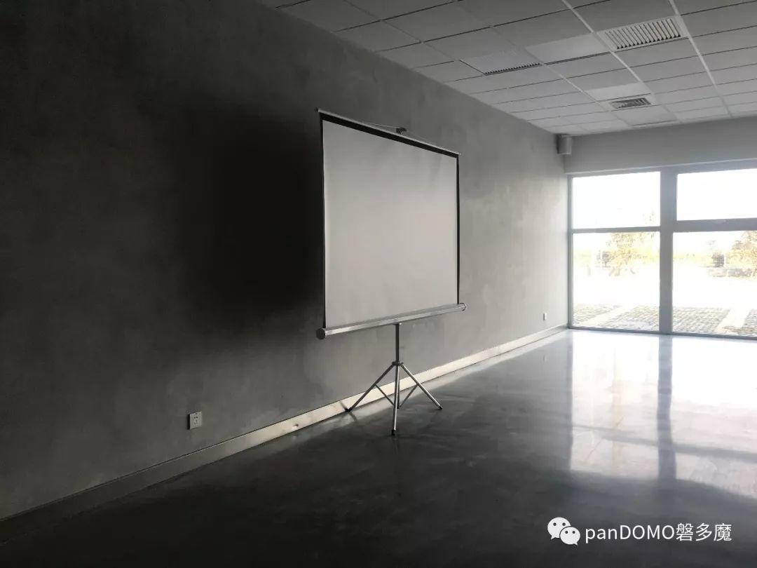 panDOMO W1 + K2 全新打造亚地斯中国新工厂主楼创意空间