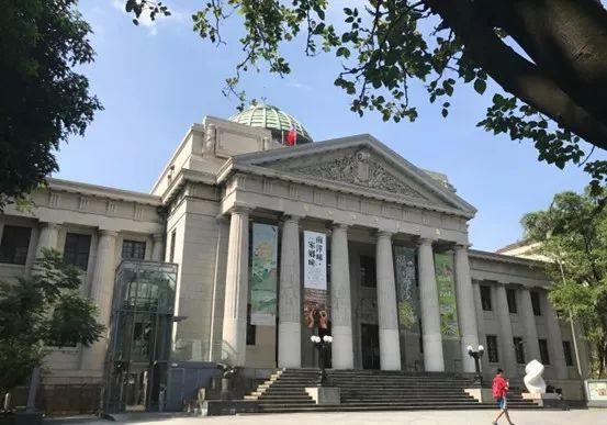 探秘国立台湾博物馆永久展区的整体地坪