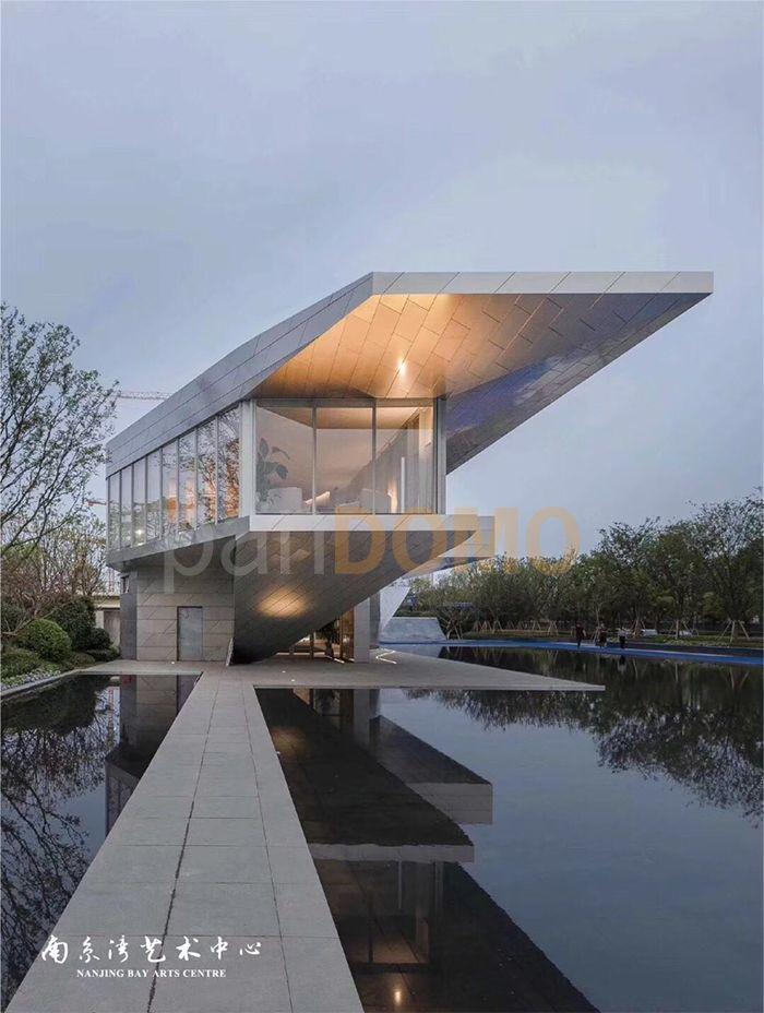 案例分享-南京湾 | panDOMO打造致臻纯美艺术殿堂
