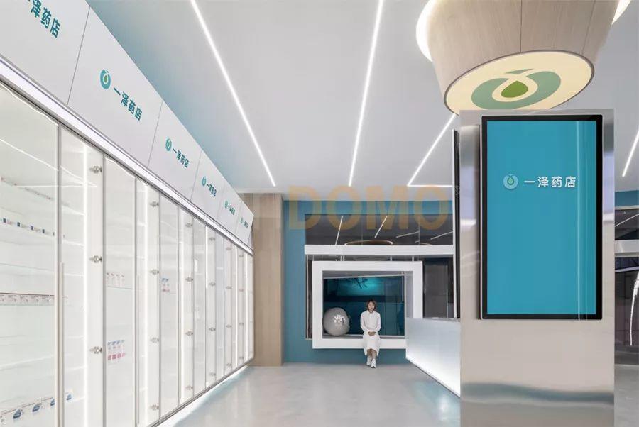 panDOMO打造现代感创新型互联网医药连锁