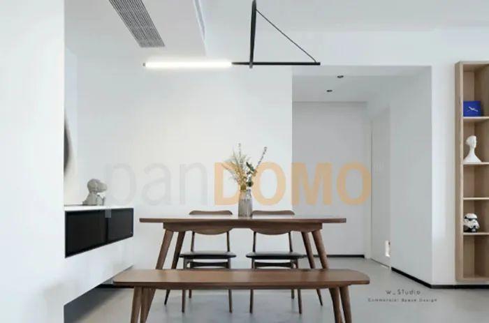 【案例分享.Early autumn】panDOMO打造杂志画报里的日系ins风住宅美学