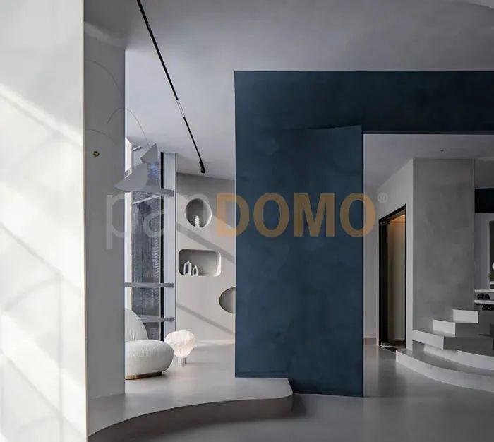 """【案例分享.邦喜展厅】与panDOMO一起邂逅灵动之境的""""材料艺术馆"""""""