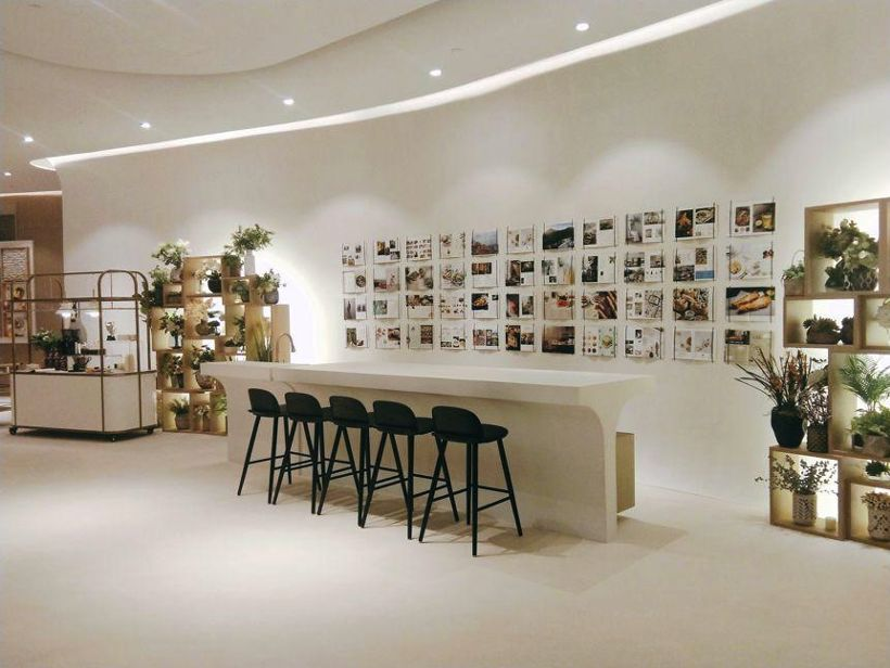 『案例精汇八』|办公楼篇 以现代时尚赋予办公空间创意之光
